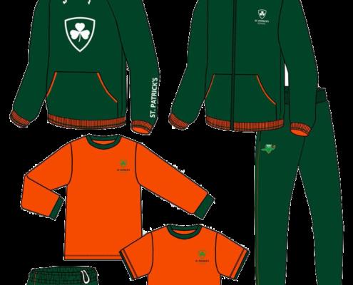 uniforme esportiu